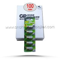 GP BATTERIES 23A 12V 100 Adet / 20 Kart Pil